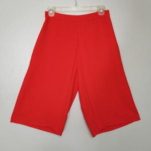 Sugarlips Capri/Cropped Pants Red