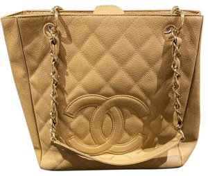 Chanel Shopping Tote Petite Cross Body Bag