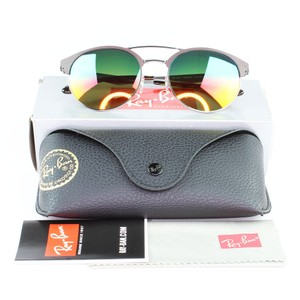 Ray-Ban Lens & Matte Brown/Gunmetal Frame RB3545 9006A8 Unisex Sunglasses