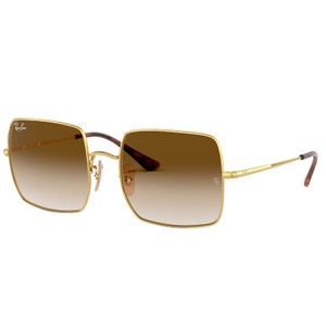 Ray-Ban Rb1971 Square Light Brown Gradient Lens Sunglasses