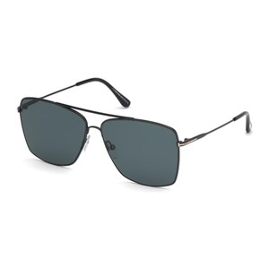 Tom Ford Magnus-02 Ft0651 01v Square Sunglasses