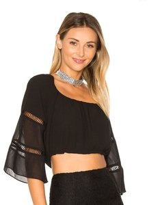 ale by alessandra Top black