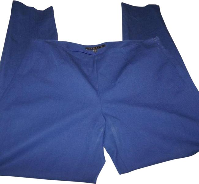 Item - Blue Pull On Pants Size 4 (S, 27)