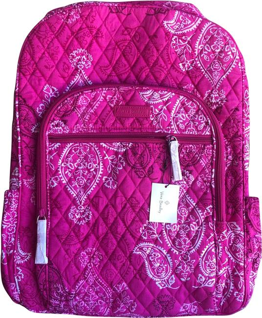 Item - Campus Pink Cotton Backpack