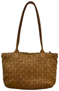 BREE Tote in Camel Brown