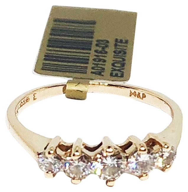 Unbranded Yellow Gold Diamonds 14k 2/5 Carat Ring Unbranded Yellow Gold Diamonds 14k 2/5 Carat Ring Image 1