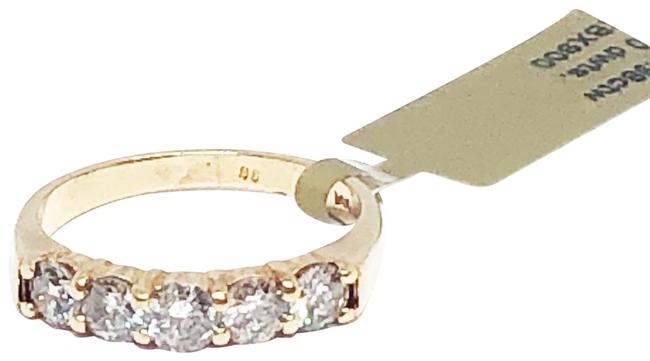 Item - Yellow Gold Diamonds 14k .98 Carat Ring