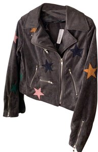 Olivaceous Motorcycle Jacket