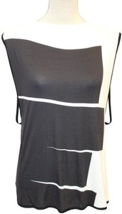 Helmut Lang Top Black/white