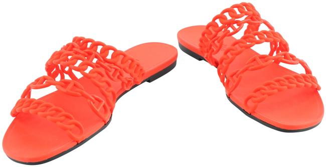 Item - Orange Chaine D'ancre Rivage Sandals Size US 9 Regular (M, B)