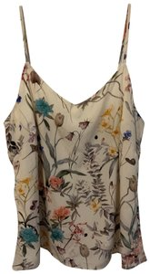Amour Vert Top ivory/floral