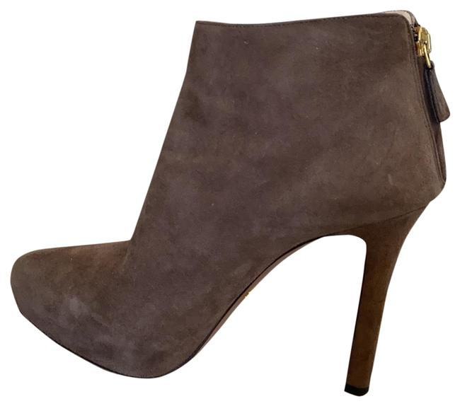 Item - Brown Ankle Boots/Booties Size US 7 Regular (M, B)