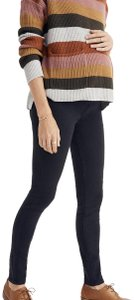 Madewell Maternity Over-the-Belly Skinny Jeans in Lunar Wash: TENCEL™ Denim