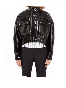 Opening Ceremony Faux Leather Jacket