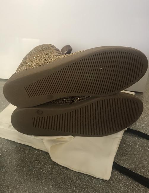 Gucci Gold Sneakers Size EU 38 (Approx. US 8) Regular (M, B) Gucci Gold Sneakers Size EU 38 (Approx. US 8) Regular (M, B) Image 11