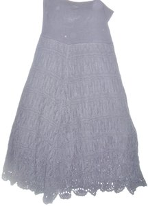 context Maxi Skirt blue