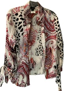 Roberto Cavalli Top Multi. Color