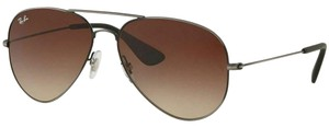 Ray-Ban Brown Gradient Lens RB3558 913913 Unisex Aviator