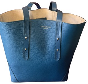 Aspinal of London Tote in Blue