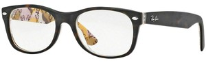 Ray-Ban Frame & Demo Lens RX5184-5409-52 Unisex Square