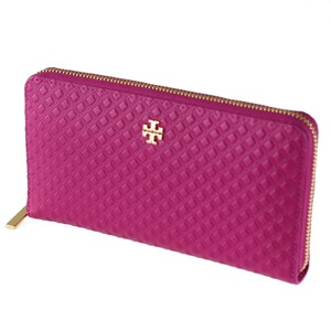 Tory Burch Tory Burch Marion Embossed Multi-Gusset Zip Continental Wallet 52860