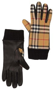 Burberry Burberry Cashmere lined gloves