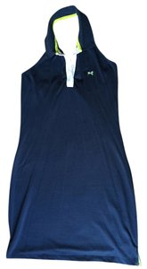 Tommy Hilfiger short dress Navy Sporty Halter on Tradesy