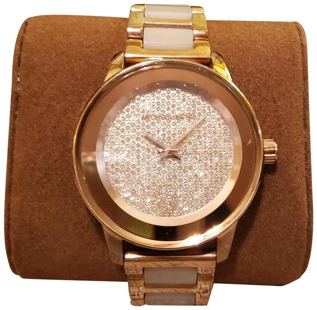 Michael Kors Rose Gold Kinley Watch Michael Kors Rose Gold Kinley Watch Image 1