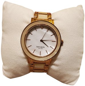 Kate Spade Rose gold mother of pearl