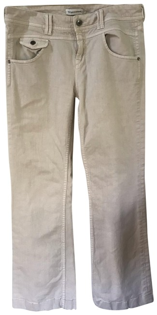 Item - Pilcro and The Letterpress Khaki Light Wash Casual Pants Relaxed Fit Jeans Size 8 (M, 29, 30)