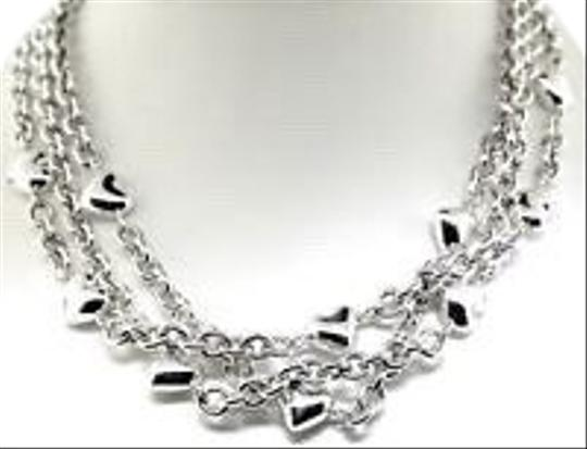 Preload https://img-static.tradesy.com/item/27303321/tiffany-and-co-sterling-silver-3-strand-hearts-necklace-0-1-540-540.jpg