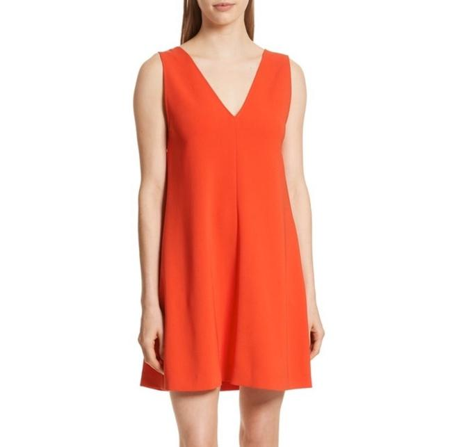 Preload https://img-static.tradesy.com/item/27303322/theory-tomato-red-admiral-crepe-party-short-cocktail-dress-size-4-s-0-0-650-650.jpg