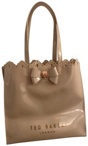 Ted Baker Tote in Dusty Pink