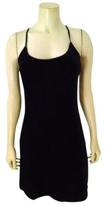 Armani Exchange Velvet Dress