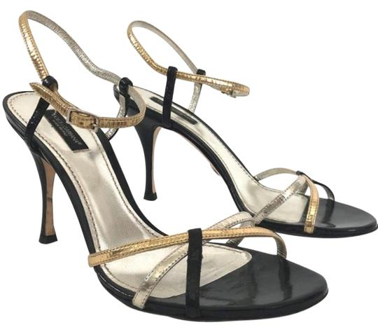 Preload https://img-static.tradesy.com/item/27304166/dolce-and-gabbana-dolce-and-gabbana-metallic-strappy-leather-heels-sandals-size-eu-385-approx-us-85-0-1-540-540.jpg
