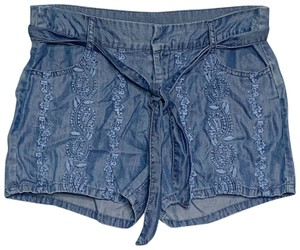 Alya Board Shorts Blue