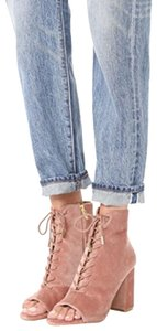 Joie Pink Boots