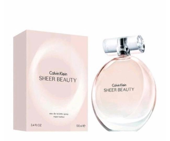 Calvin Klein Pink Sheer Beauty 3.4-oz. Eau De Toilette - Women Fragrance Calvin Klein Pink Sheer Beauty 3.4-oz. Eau De Toilette - Women Fragrance Image 1