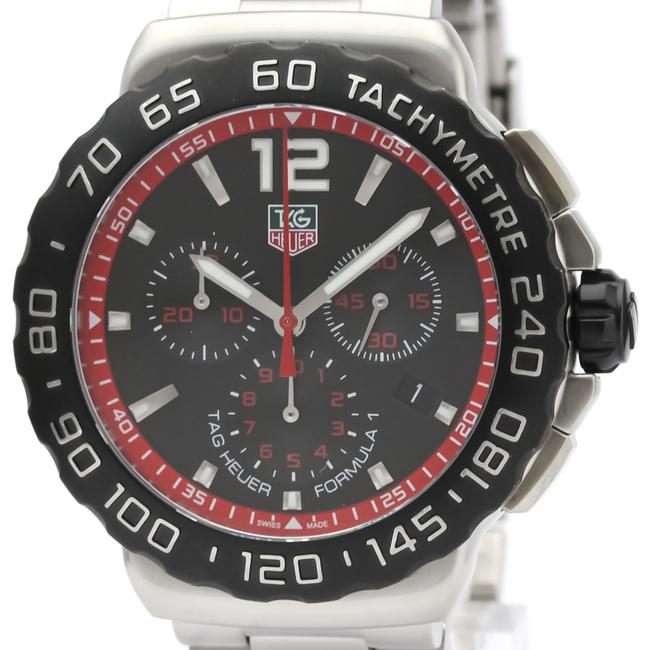 TAG Heuer Formula 1 Quartz Stainless Steel Men's Sports Cau1116 Watch TAG Heuer Formula 1 Quartz Stainless Steel Men's Sports Cau1116 Watch Image 1