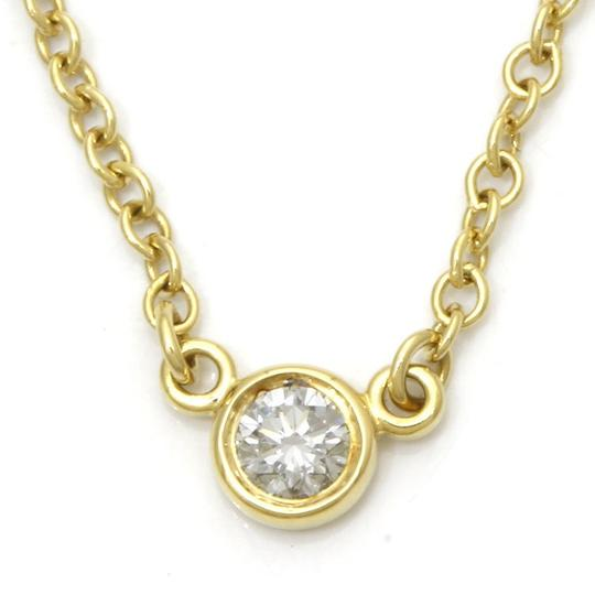Preload https://img-static.tradesy.com/item/27304808/tiffany-and-co-gold-k18-diamond-one-by-the-yard-18k-ladies-men-necklace-0-0-540-540.jpg