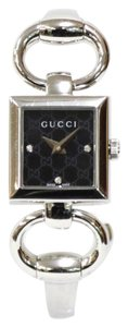Gucci GUCCI Gucci SS Watch Tornavoni Stainless Steel 120 Silver Ladies Men