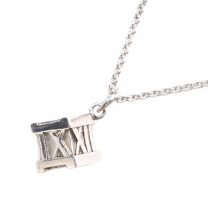 Tiffany TIFFANY & Co. Tiffany Atlas Silver 925 Ladies Necklace