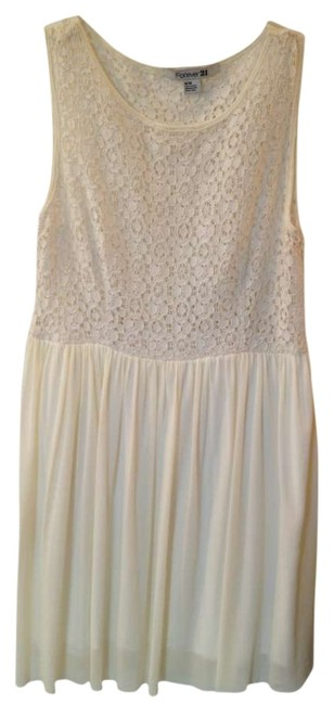 Forever 21 Lace Flowy Dress