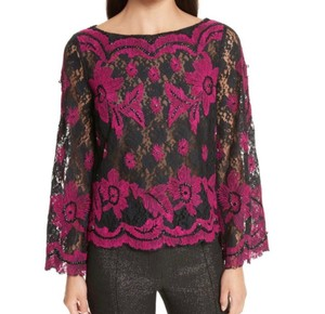 Tracy Reese Top Pink