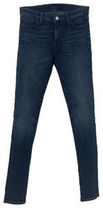 J Brand Superskinnyjeans Mediumwashjeans Fulllength Skinny Jeans-Medium Wash