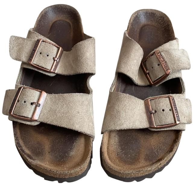 Item - Taupe Arizona Sandals Size EU 37 (Approx. US 7) Narrow (Aa, N)