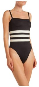 SOLID & STRIPED NWT Solid Striped Re/Done Malibu Striped Swimsuit-Sz XS