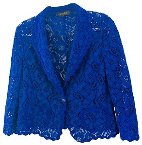 Escada royal blue. Blazer