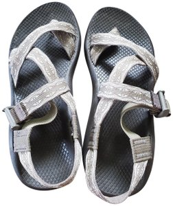 Chaco Outdoors Adventure Strappy Neutral Beige/ Mayan Bungie Sandals
