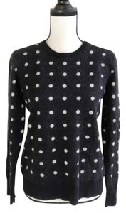 Equipment Equipmentfemme Shane Polkadots Cashmere Sweater